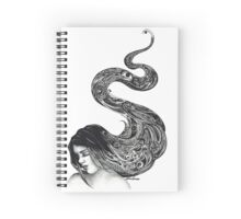 Pareidolia Spiral Notebook