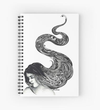 Pareidolia Spiral Notebook