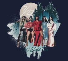 Fifth Harmony - 7/27 (World Tour) Kids Tee