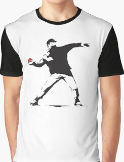 Anarchist Ash Graphic T-Shirt