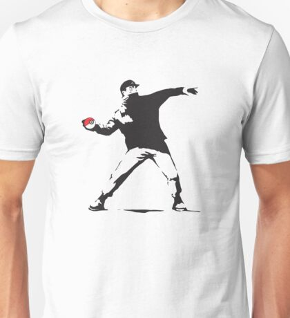 Anarchist Ash Unisex T-Shirt