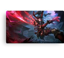 Kalista Bloodymoon Canvas Print
