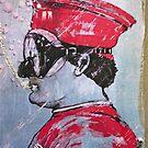 SCUBA Cardinal by phil decocco