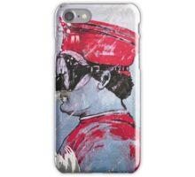 SCUBA Cardinal iPhone Case/Skin