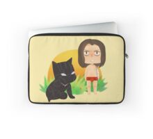 the jungle soldier Laptop Sleeve