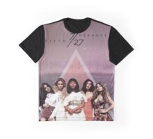 Fifth Harmony - 7/27 (Mountains) Graphic T-Shirt