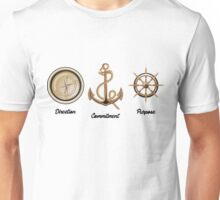 Nautical Inspiration Unisex T-Shirt