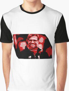 Jurgen Klopp Smile LFC Graphic T-Shirt