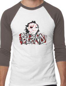 DJ blend Men's Baseball ¾ T-Shirt