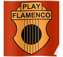 Play Flamenco Poster
