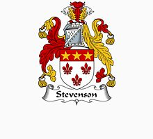 Stevenson Coat of Arms / Stevenson Family Crest Unisex T-Shirt