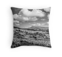 Donegal Scene Throw Pillow