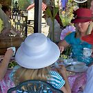 Ladies At Tea by phil decocco