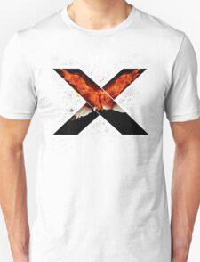 X Men - Jean - Black Unisex T-Shirt