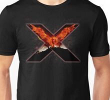 X Men - Jean - Red Unisex T-Shirt