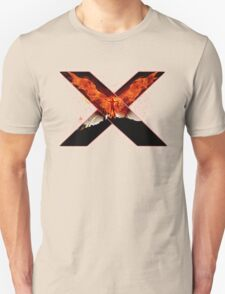 X Men - Jean - Red Unisex T-Shirt