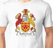 Sutherland Coat of Arms / Sutherland Family Crest Unisex T-Shirt