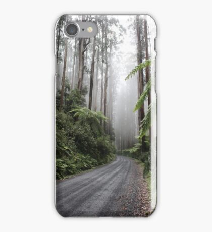 Over the top of Acheron Way iPhone Case/Skin