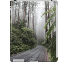 Over the top of Acheron Way iPad Case/Skin