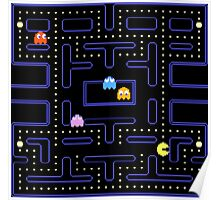 Pacman Poster