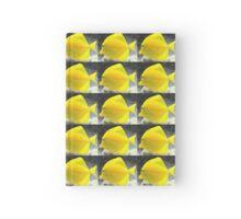 Yellow Tang Saltwater Fish Hardcover Journal