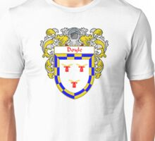 Doyle Coat of Arms/Family Crest Unisex T-Shirt