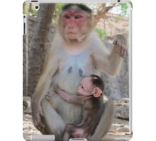 Mother and baby iPad Case/Skin