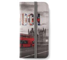 London Life iPhone Wallet/Case/Skin