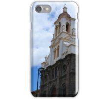 Catholic Church in San Roque iPhone Case/Skin