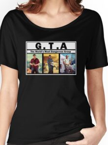 GTA (NWA) Straight Outta Compton Women's Relaxed Fit T-Shirt