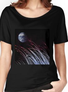 Space Invaders Women's Relaxed Fit T-Shirt