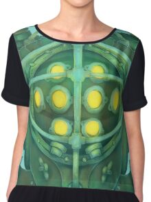 Bioshock: Big Daddy Chiffon Top