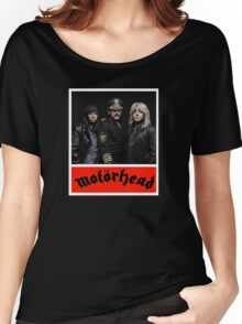 MOTORHEAD Women's Relaxed Fit T-Shirt