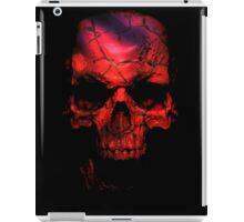 Red Skull - Gears of War 4 iPad Case/Skin