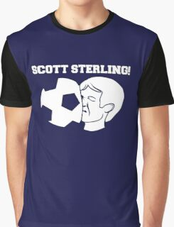 Scott Sterling! Graphic T-Shirt