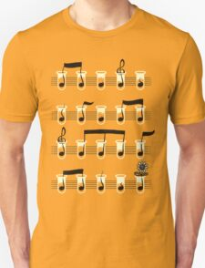 Experimental Music Unisex T-Shirt