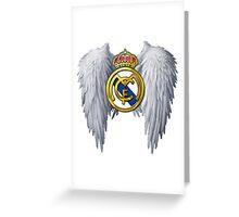 The White Angel Team Greeting Card