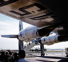 Welcome Aboard... Tu-114 by John Schneider