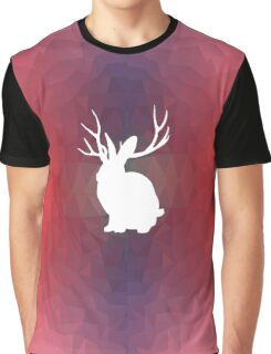 Miike Snow - Geometric Graphic T-Shirt