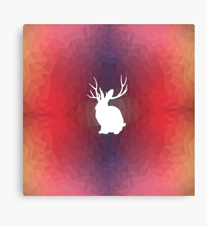 Miike Snow - Geometric Canvas Print
