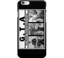 GTA (NWA) Straight Outta Compton iPhone Case/Skin