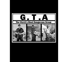 GTA (NWA) Straight Outta Compton Photographic Print
