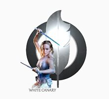 White Canary Unisex T-Shirt