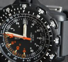 Digital watch Sticker