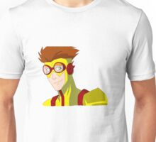 Kid Flash - No background Unisex T-Shirt