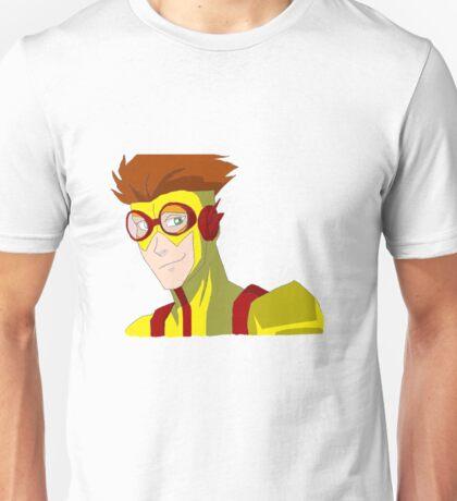 Kid Flash - No background Unisex T-Shirt