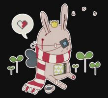 Bunny boy One Piece - Short Sleeve