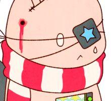 Bunny boy Sticker