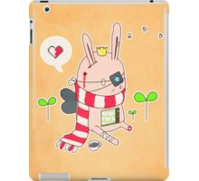 Bunny boy iPad Case/Skin