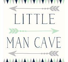 Little Man Cave Photographic Print